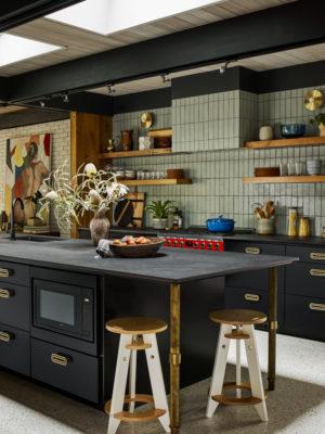 Jessica Davis' Midcentury Modern Home