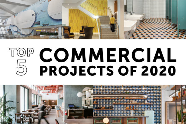 Top Commercial Projects of 2020