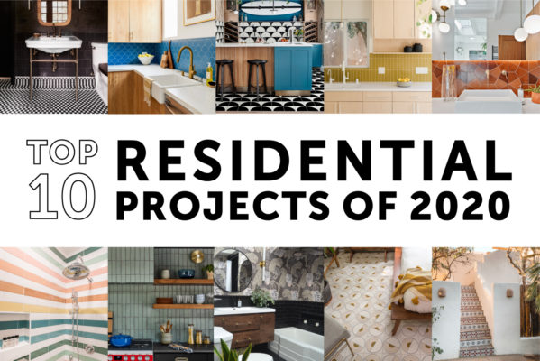 Top 10 Residential Projects of 2020