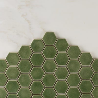 Tile Color Spotlight: Add a Burst of Green with Basil
