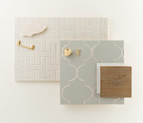 Tile Color Forecast: White & Gray Make a Wintry Mix
