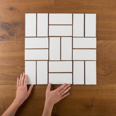 Tile School: Grout Lines and Tile Patterns