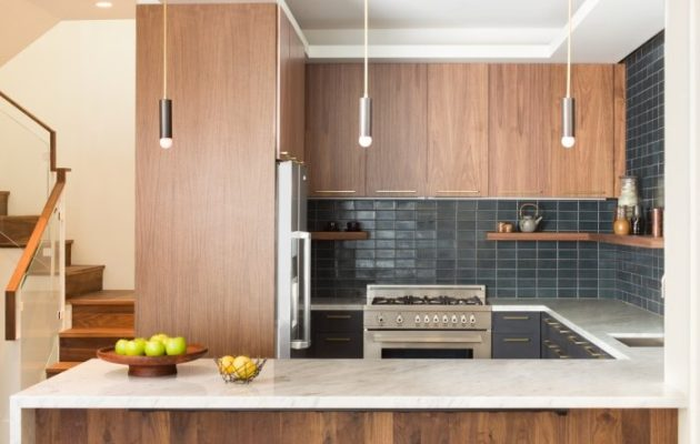 Tile School: How to Match Your Tile with Your Countertops
