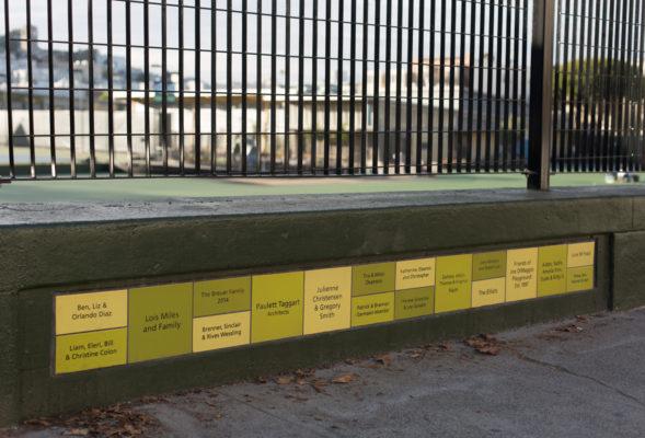 Making Our Mark: The Joe DiMaggio Playground