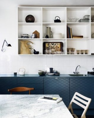 Design Trends: Fall in Love with Square Tile