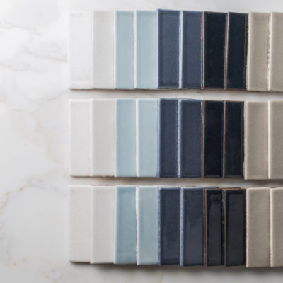Fireclay Tile Feature: Our Sample Department