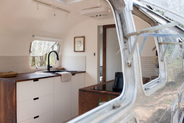 Installation Stories: The Modern Caravan