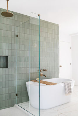 Bathroom Wall Tile Height: How High Should You Go?