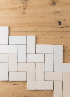 Design Trends: White Tiles After Labor Day