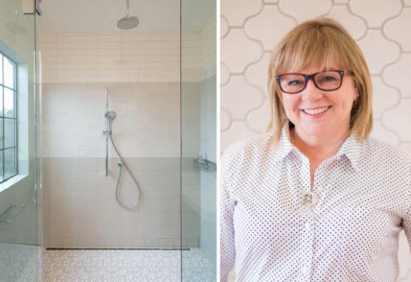 Installation Stories: Our Showroom Designer's Masterbath Makeover