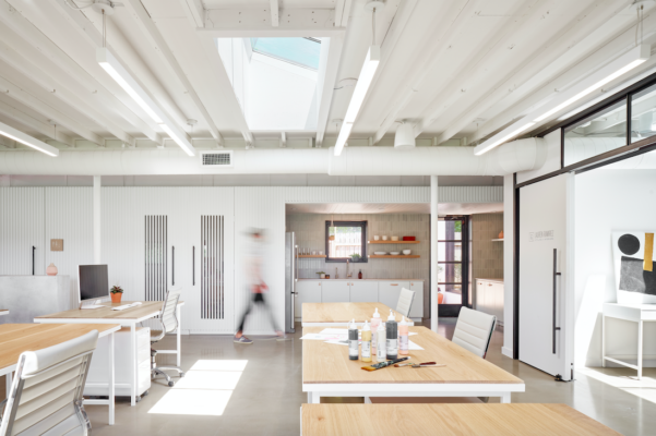 Design Trends: Tiled Office Spaces