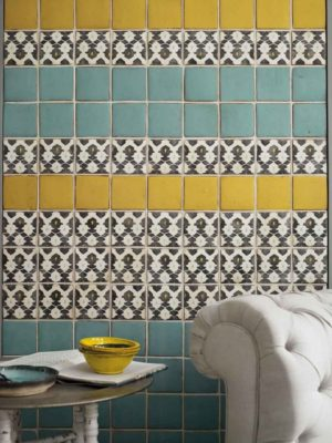 Design Trends: Tiled Accent Walls