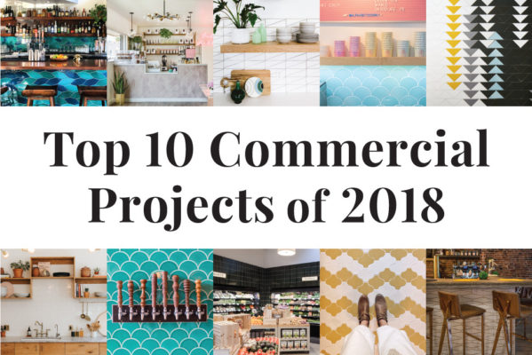 Top 10 Commercial Projects of 2018