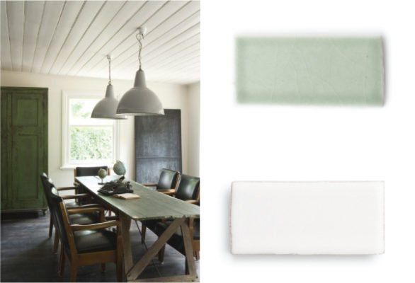 Color Spotlight: Rosemary + Tusk