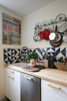Design Trends: Checkered Tile