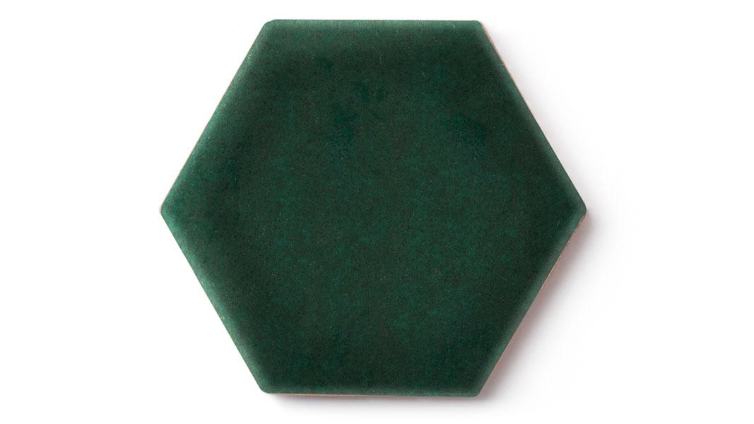 Hexagon Tile Floor   Flower Tile Power from Fireclay ...