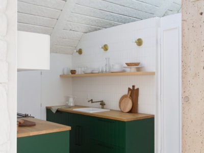 Sarah Sherman Samuel: A-Frame Kitchen Reveal