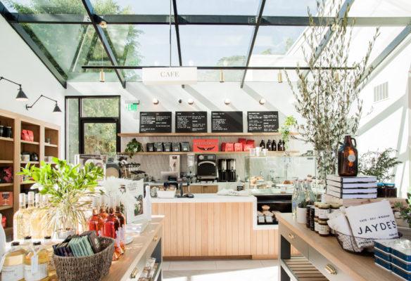 Jayde's Market: Triangle Tile Cafe