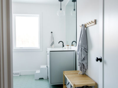 The Fresh Exchange: Kids/Guest Bath