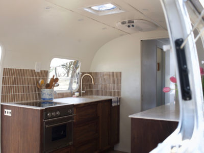 Project Spotlight: Airstream Isla Kitchen