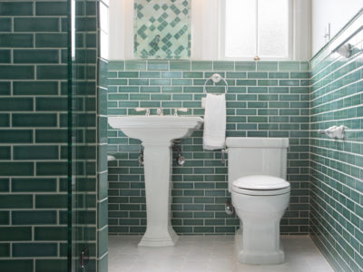 Fireclay Feature: Paul Burns' Victorian Bathroom Retreat