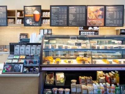 Sunny and Warm Coffee Shop