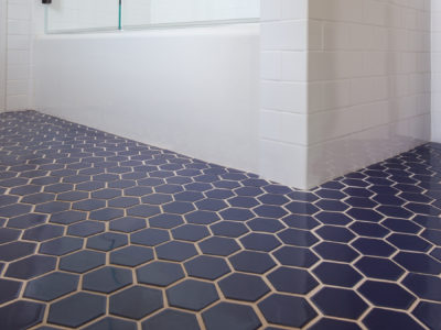 Hexagons Take the Floor