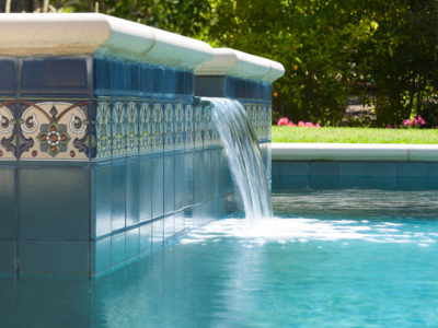 Classic Cuerda Seca Pool