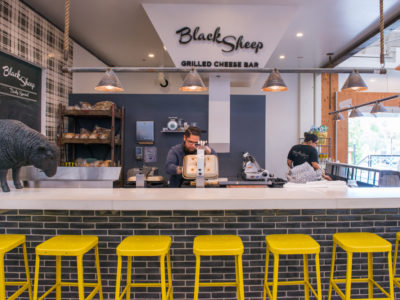 Black Sheep Grilled Cheese Bar