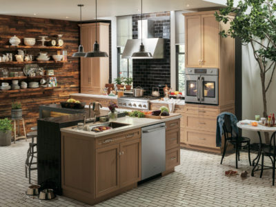 GE Catalog Kitchen Spread