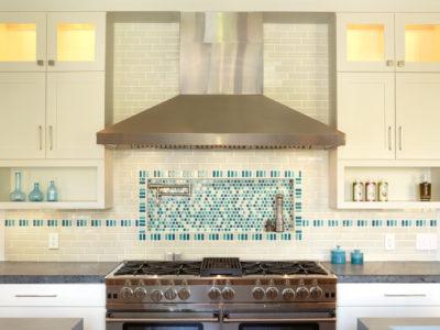 Contemporary and Coastal Kitchen
