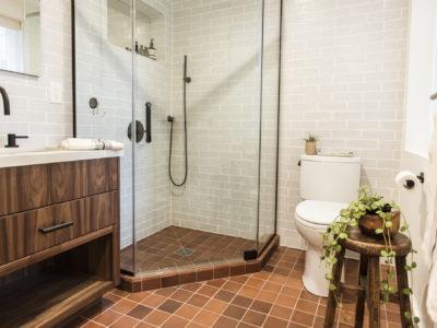 Rustic Bathroom Refresh