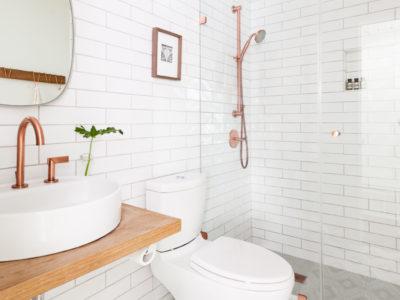 Lakeside Retreat: Old Cairo Bathroom Floor