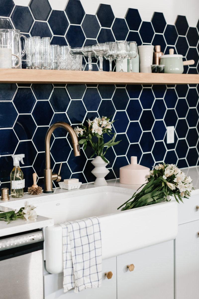 - Wit & Delight Kitchen Backsplash Fireclay Tile