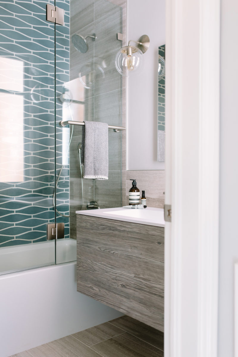 San Francisco Bathroom Makeover