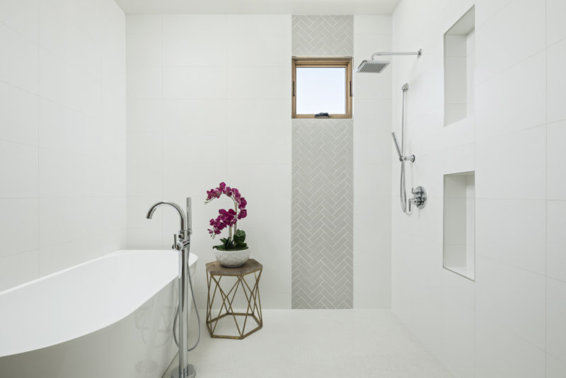 The C House: French Linen Bathroom | Fireclay Tile Ranch Home Design Bathroom Tile on ranch home interior, ranch home exterior, ranch bathroom ideas, ranch bathroom remodel, ranch home foyer, studio apartment bathroom, raised ranch bathroom, ranch home kitchen, ranch home christmas, ranch home bedroom, ranch home house, ranch home pool, ranch style bathrooms, ranch home siding, ranch home floors, ranch home stairs, ranch home gardens, fixer upper bathroom, ranch home bedding, ranch home furniture,