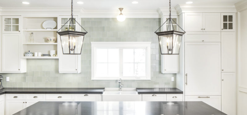 Light and Bright Kitchen | Fireclay Tile