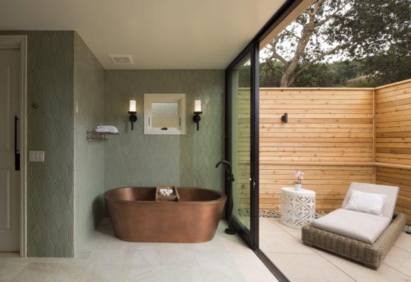 Bernardus Lodge & Spa Bathroom