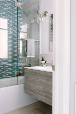 San Francisco Bathroom Makeover