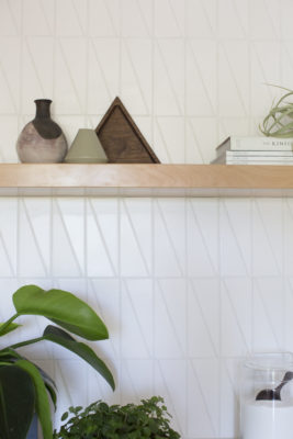 Turlock Showhouse: Scalene Triangle Laundry Room