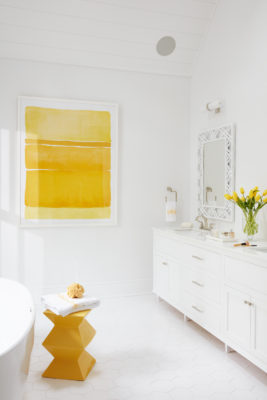Coastal Living Master Bathroom