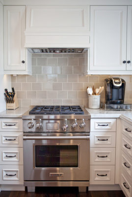 A Kitchen Remodel with Shoreside Charm