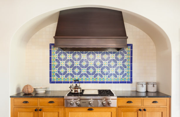 Spanish Colonial Revival Kitchen