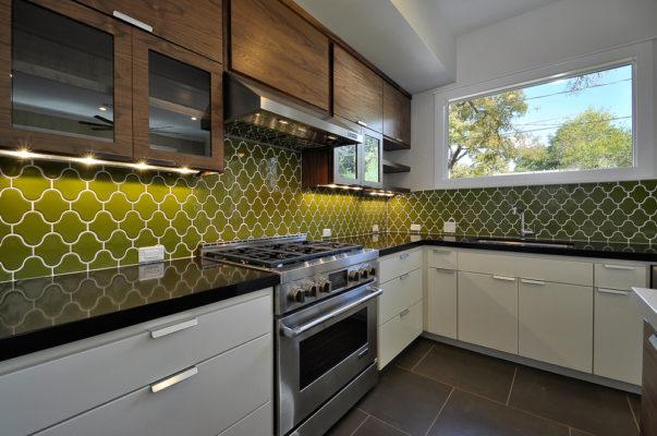 Midcentury Modern San Antonio Kitchen