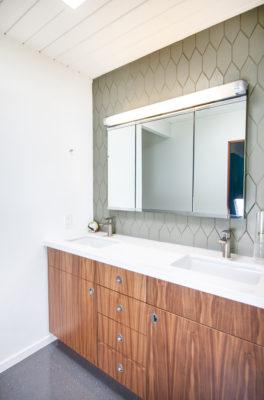 Destination Eichler: Guest Bathroom