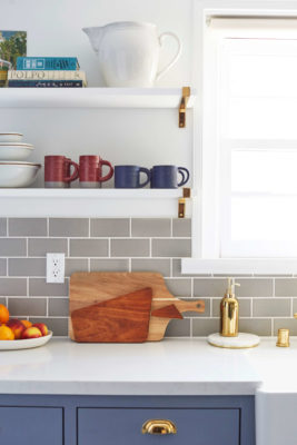 Backsplash from Style by Emily Henderson
