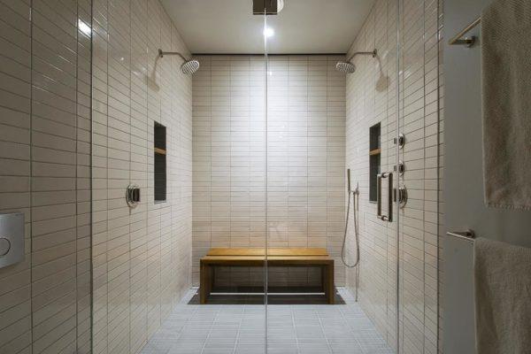 A Modern Master Bath