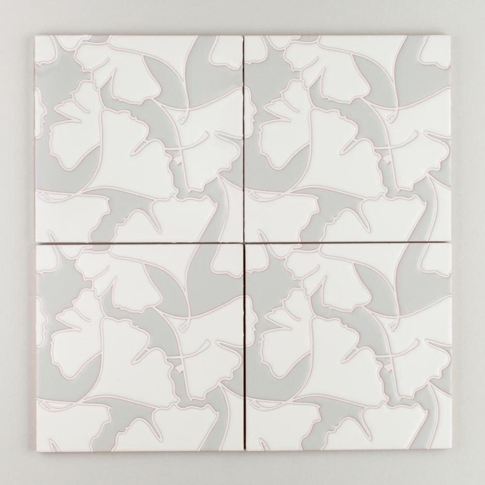 Ginkgo Fireclay Tile