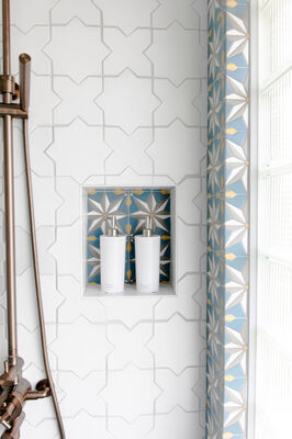 Ali Hynek: Starry Bathroom