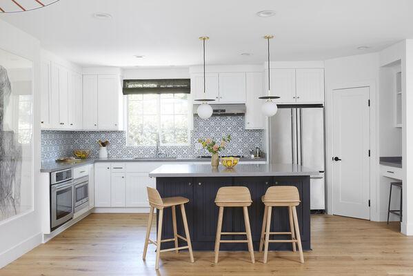 Jaime Ray Newman's Kasbah Trellis Kitchen